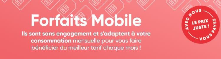 prixtel forfait mobile