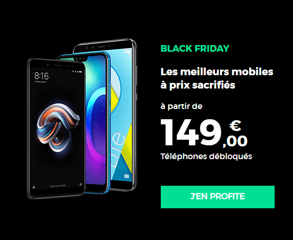 Black Friday 2018: red by sfr