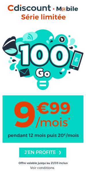 Cmobile 100 go
