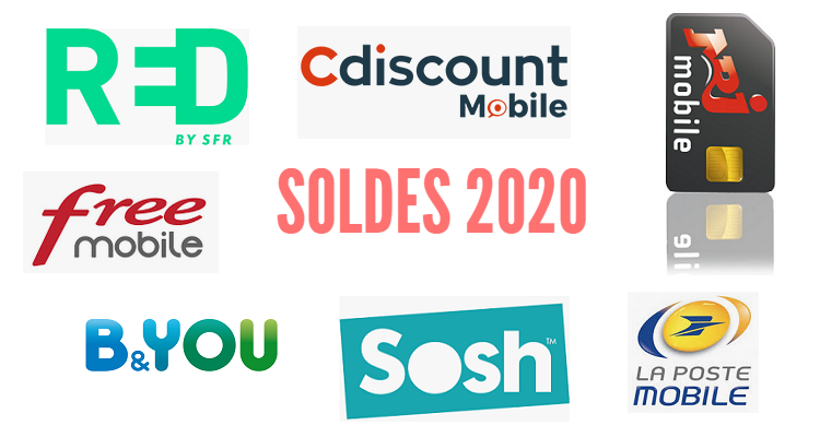 soldes 2020 forfait mobile
