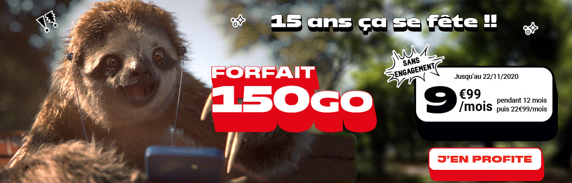 nrj mobile black friday